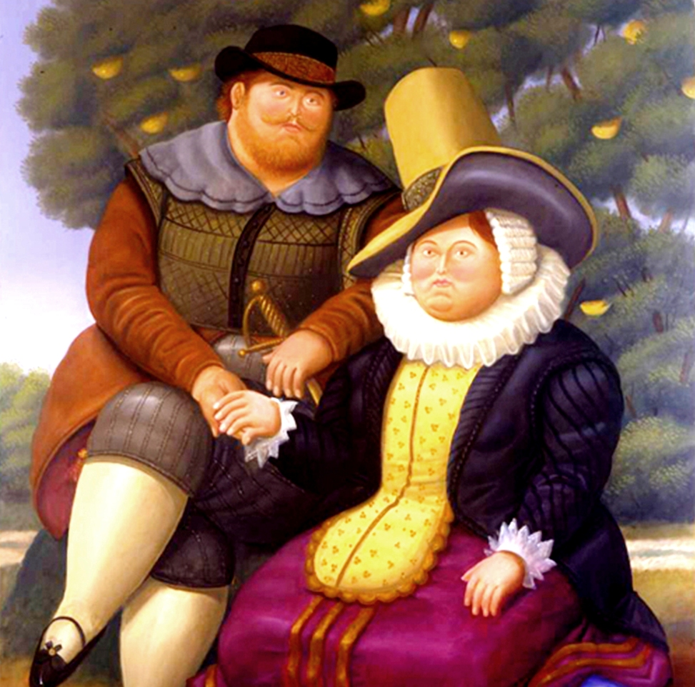 botero s rubens isabella brant in the bower of honeysuckle