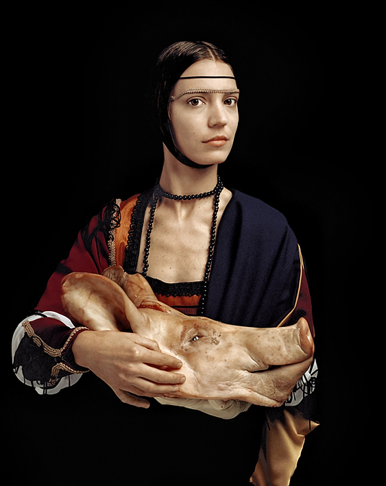 ermine black girls personals Lady with an ermine (italian: dama con l'ermellino, literally lady with the ermine) is a painting by leonardo da vinci from around 1489–1490 the subject of the portrait is cecilia gallerani, painted at a time when she was the mistress of ludovico sforza, duke of milan, and leonardo was in the.