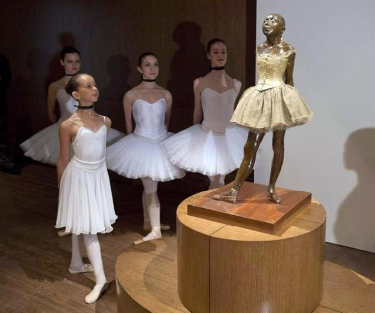Degas, Little Dancer reproducibility