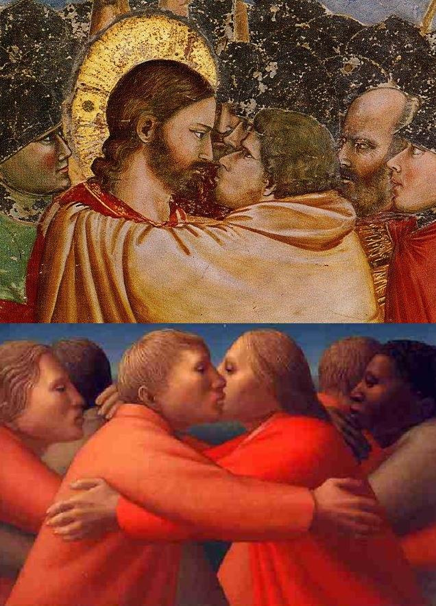 Giotto & Tooker