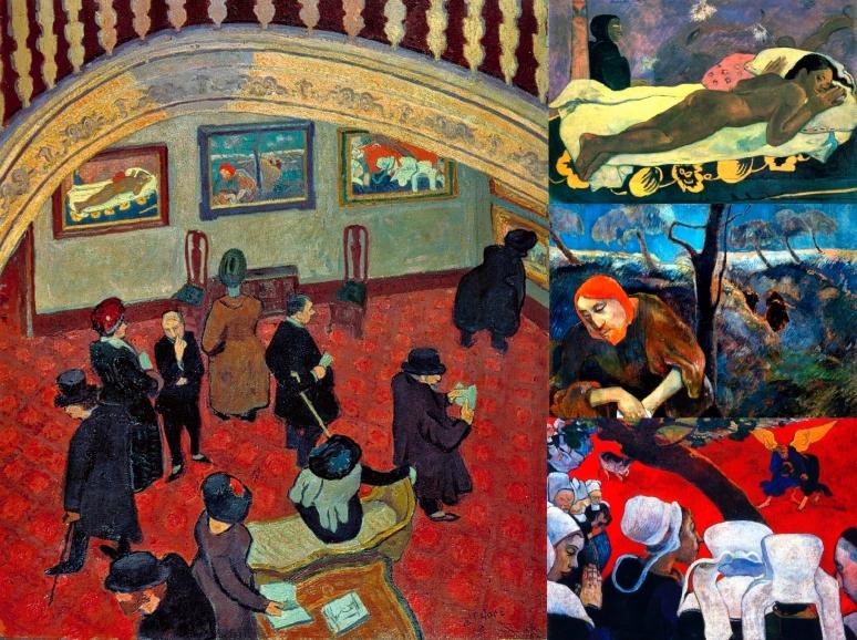 Gore, Spencer_Gauguins & Connoisseurs 1911