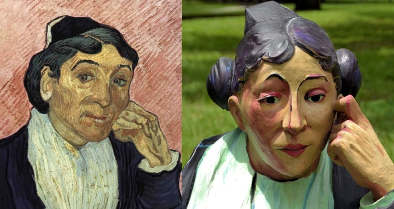 Parodies variations created and or reblogged for for John seward johnson i