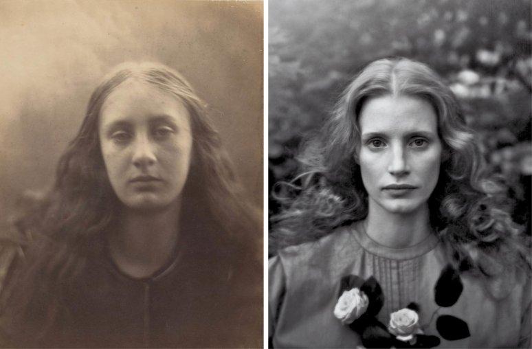Julia Margaret Cameron, Christabel (May Prinsep) 1866
