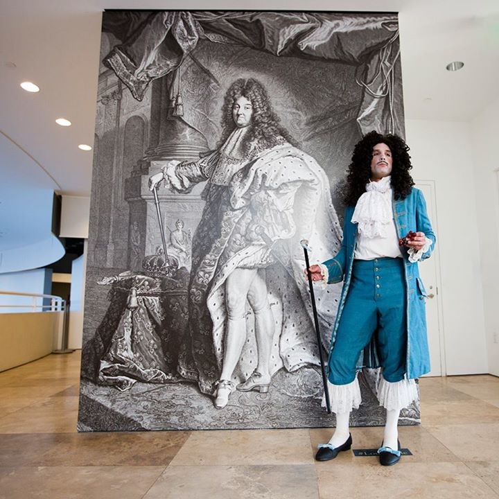 Getty Research Institute exhibition, Fit for a King, Louis XIV and the Art of Fashion