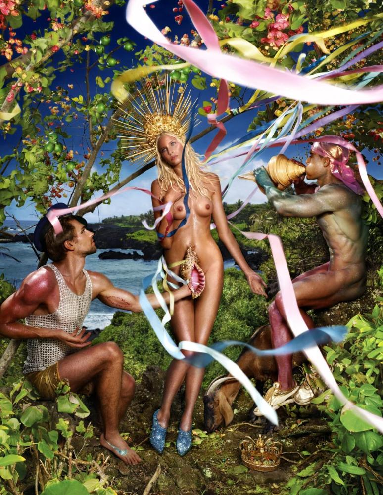 David LaChapelle, Rebirth of Venus 2009