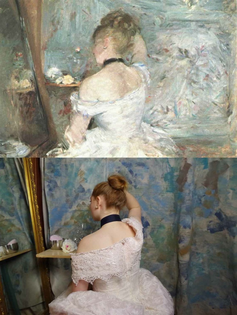 morisot-woman-at-her-toilette-giselle-noelle-morgan-photo